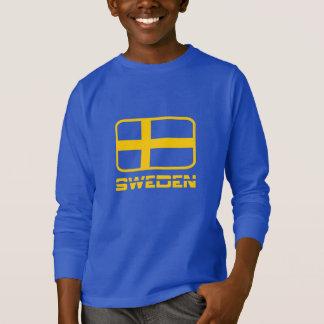 T-shirt La Suède