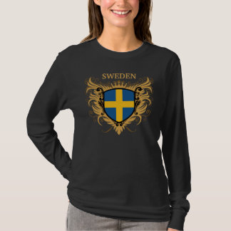 T-shirt La Suède [personnalisez]