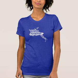 T-shirt La Suisse, la France, l'Italie et la Hollande