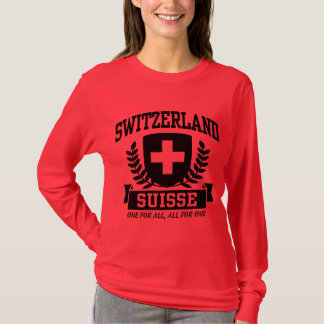 T-shirt La Suisse Suisse