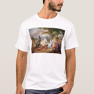 T-shirt La Sultanine servie par ses eunuques