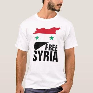 T-shirt La Syrie libre