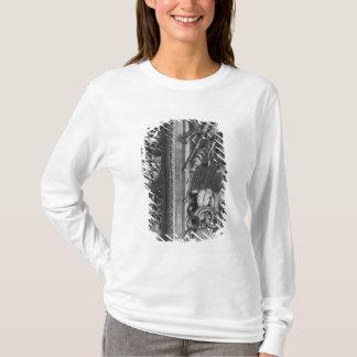 T-shirt La tapisserie des saisons, frontière, usine de