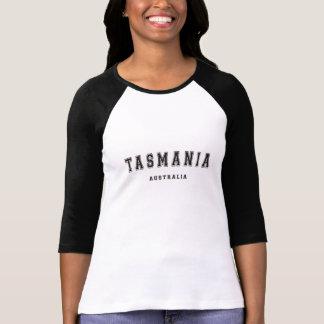 T-shirt La Tasmanie Australie