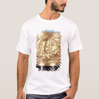 T-shirt La tasse, a trouvé dans la tombe royale de Vaphio
