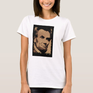 T-shirt La tasse de Lincoln