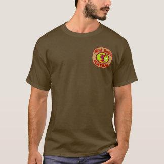 T-shirt La taverne du chien de gibier à plumes