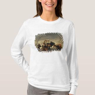 T-shirt La tempête de neige, 1786-87