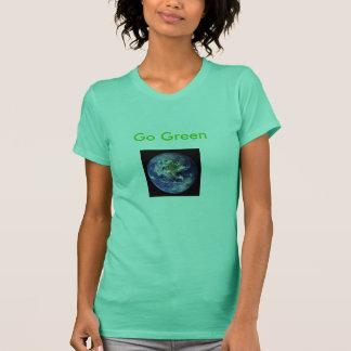 T-shirt la terre, devenez écolo