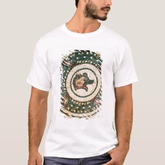 T-shirt La tête de l'ours, mosaïque romaine, 4ème siècle