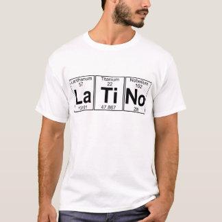 T-shirt La-Ti-Aucun (latino) - complètement