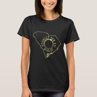 T-shirt L'a totalement vu éclipse solaire la Caroline du