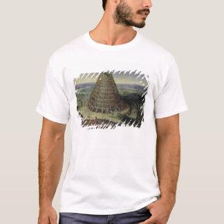 T-shirt La tour de Babel, 1594