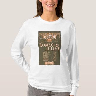 """T-shirt La tragédie sublime """"Romeo et Juliet """" de"""