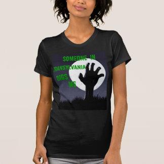 T-shirt La Transylvanie
