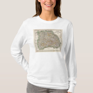 T-shirt La Transylvanie, Roumanie