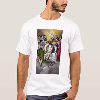 T-shirt La trinité, 1577-79 (huile sur la toile)