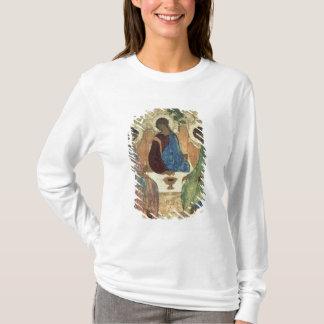 T-shirt La trinité sainte, 1420s (tempera sur le panneau)