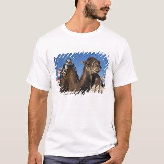 T-shirt La Tunisie, désert du Sahara, Douz, zone