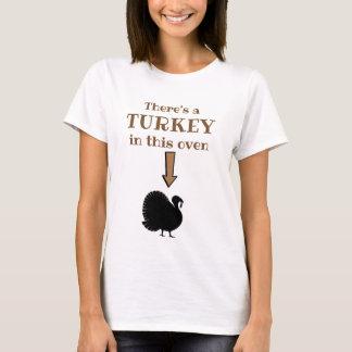 T-shirt La Turquie dans la chemise de four