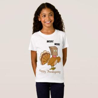 T-Shirt La Turquie Disquised comme chien