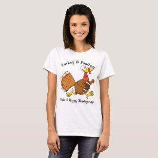 T-shirt La Turquie et le football