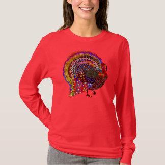 T-shirt La Turquie ornée de bijoux