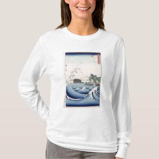 T-shirt La vague