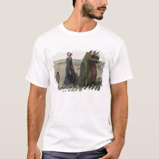 T-shirt La veuve ou la famille du pêcheur
