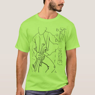 T-shirt La vie de coup de poing