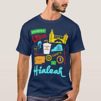 T-shirt La vie de Hialeah (en couleurs)
