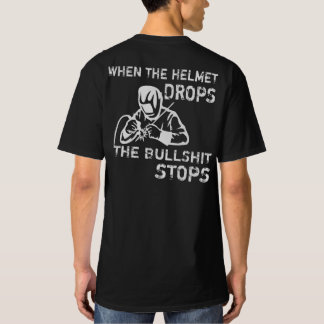 T-shirt La vie de soudure