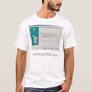 T-shirt La vie de téléchargement