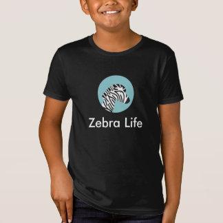 T-Shirt La vie de zèbre