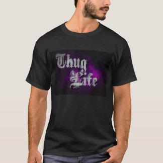 T-shirt la vie du voyou 3D
