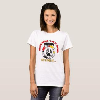 T-shirt La vie est sacrée