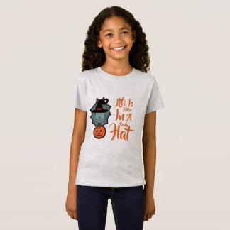 T-Shirt La vie est sorcière éffrayante de meilleur de