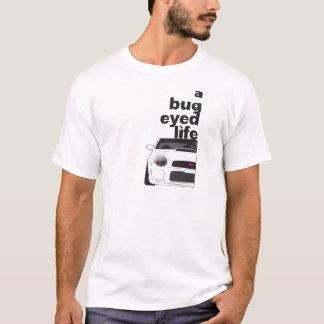 T-shirt La vie observée par insecte de Subaru