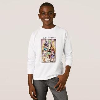 T-shirt La vie sur le Stoop