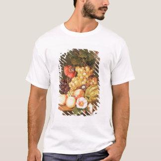 T-shirt La vie toujours avec le fruit