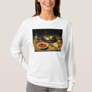 T-shirt La vie toujours avec un artichaut