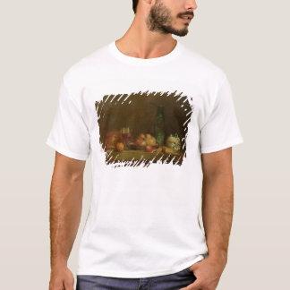 T-shirt La vie toujours avec une bouteille d'olives, 1760