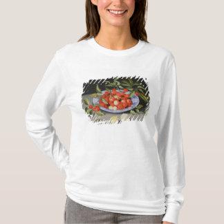 T-shirt La vie toujours des cerises et des pêches