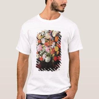 T-shirt La vie toujours des fleurs, 1610s