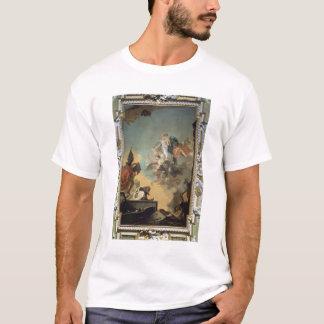 T-shirt La Vierge de Carmel donnant l'omoplate au Ble