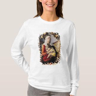 T-shirt La Vierge et l'enfant entourés par huit