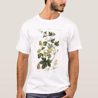"""T-shirt La vigne d'houblon, """"du jeune terrien"""", édité"""