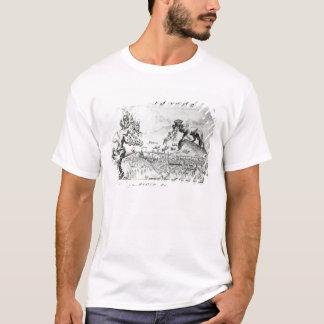 T-shirt La ville d'Augsbourg a forcé à accepter le