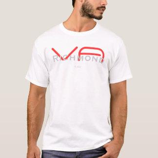 T-shirt La ville de rivière (DK)