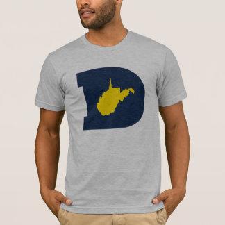 T-shirt La Virginie Occidentale - la défense
